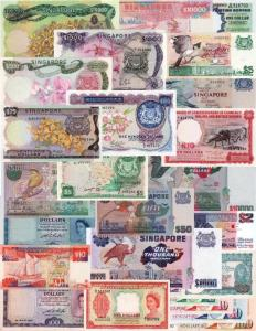 Old Currency to $$$