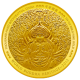 Thousand-Hand Bodhisattva Of China 1/4  oz 999.9 Fine Gold Proof Coin
