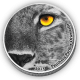 Nature's Eyes Panthera 2 oz 999 Fine Silver Coin