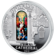 Windows Of Heaven Milan Cathedral 925 Silver Coin