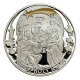 Biblical Stories Holy Kings 1/2 oz 925 Silver Proof Coin