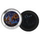 Big Dipper Star Charts 999 Fine Silver Proof Glow-In-The-Dark Coin