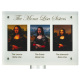 Mona Lisa Sisters 120 gm 999 Fine Silver 3-In-1 Coin Set