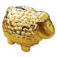 Prosperity Sheep Money Bank - Gold Colour