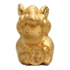Prosperity Sheep (Mini 24K Goldplated Figurine)