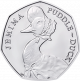 150th Anniversary Of Beatrix Potter - Jemima Puddle-Duck Cupro-Nickel Bu Coin