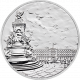 2015 Buckingham Palace 2 oz 999 Fine Silver Bu Coin