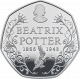 150th Anniversary Of Beatrix Potter 925 Silver Proof Coin