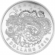 2016 Dragon Dance 999 Fine Silver Proof Coin