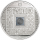 Egyptian Labyrinth 999 Fine Silver Proof Coin