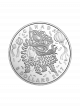 2017 Lion Dance 999 Fine Silver Proof Coin