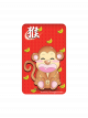 Lunar Monkey Zodiac NETS Flashpay Card