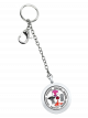 Singapore-themed Locket & Charms Key Chain / Necklace Set