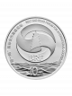 2017 China Belt & Road Forum 30gm 999 Fine Silver Proof Coin