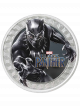2018 Black Panther 999 Fine Silver Proof Coin