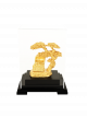 Prosperity Money Tree with Treasure Chest Figurine