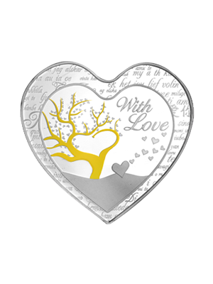 Tree Of Love Medallion