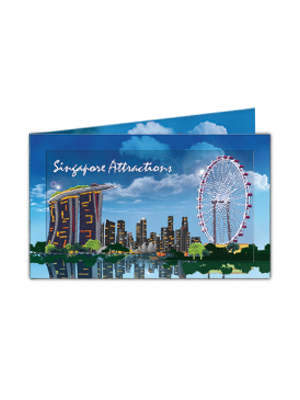 2015 Singapore Attractions II Coin Set