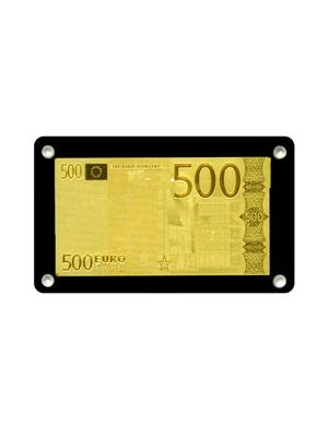 EURO Currency Replica Goldfoil Note Magnet