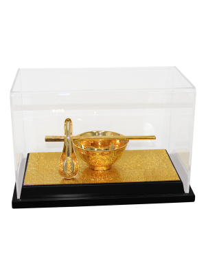 Golden Fortune Bowl Set