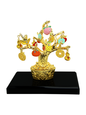 Auspicious Treasures Tree