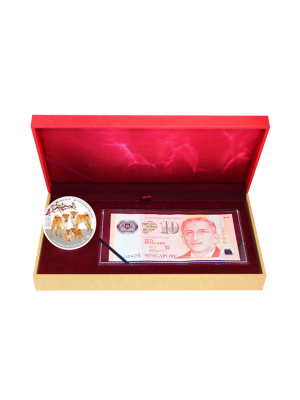 Premium Dog Banknote Set