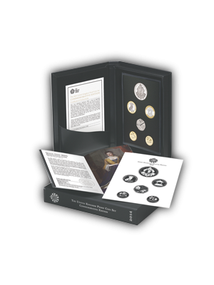 2014 United Kingdom Commemorative Proof Set