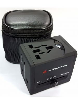 Travel Adapter (with USB)