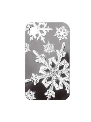 PAMP Snow Flakes 999 Fine Silver Bar