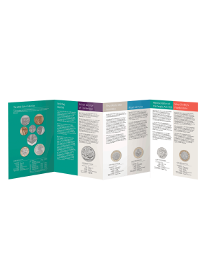 2018 UK Annual Coin Set