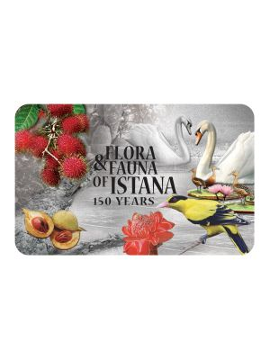Flora & Fauna of Istana NETS Flashpay Card