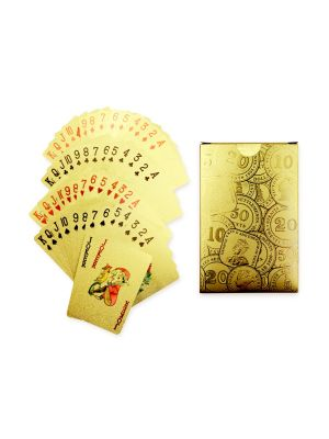 Straits Settlements Gold-foil Playing Cards