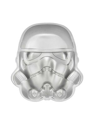 Star Wars Stormtrooper Helmet 2oz 999 Fine Silver Proof Coin