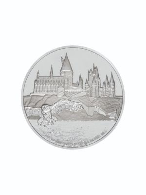 Harry Potter Classic 2020 Hogwarts Castle 1oz Silver Proof Coin