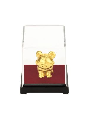 Baby Tiger Mini Figurine