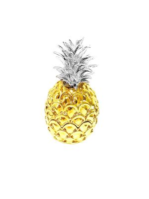 Auspicious Pineapple Figurine