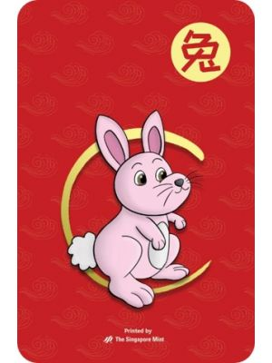 Rabbit NETS FlashPay Card