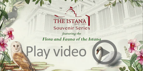 Istana Souvenir Series II - Video