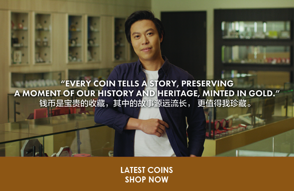 Latest New Arrivals - Coins