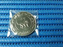 1992 Singapore Lunar Monkey $10 Nickel Proof Like Coin