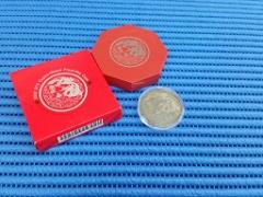 2000 Singapore Lunar Dragon $10 Cupro-Nickel Proof Like Coin